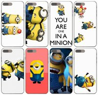 Wholesale minions for for sale – best TongTrade One Direction Minions Case For Apple iPhone Pro Max Xs s s s Samsung M30 M40 S10 S9 Honor X X Redmi Note Pro Case