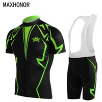 Wholesale cycling gel set for sale - Group buy Men cycling jersey set black pants bicycle clothing D gel bib summer maillot road bike clothing sets ropa ciclismo