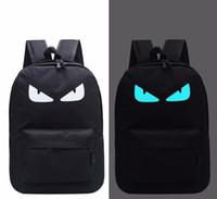 mochilas de mochila venda por atacado-Novo Designer Luminosa Mochila Mulheres À Prova D 'Água Mochilas Homens Estudante Bookbags Moda Reflexivo Bagpack Para Meninas Mochilas Escolares Mochila