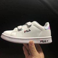 erkek kızlar gündelik beyaz ayakkabılar toptan satış-Çocuk S Rahat Ayakkabılar Moda Net Nefes Pembe Eğlence Spor Koşu Ayakkabıları Kızlar Için Beyaz Ayakkabı Boys Için Marka Çocuklar 0719