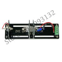держатель батарей aaa оптовых-18650, 26650, 21700, держатель батареи AAA, Четырехпроводный Испытательный стенд, держатель батареи 10A