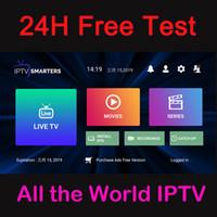 iptv arapça kanallar toptan satış-IPTV Abonelik Abonnement iptv kanalı İspanya İspanya İtalya Portekiz Arapça Fransa ABD Latino android kutusu akıllı tv goophone için iptv kodu iphone
