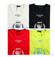 sıcak modlar toptan satış-2019 Sıcak Erkekler gömlek Marka BB MODA logo Mektup Baskılı paris T-shirt Kısa Kollu Erkek kadın Hip Hop Sokak Açık giyim Tarzı Üstleri Tee Gömlek