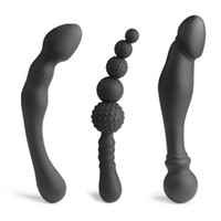 Wholesale belt male plug for sale - Group buy Cloud Man Silicone Beads G Spot Anal Plug Female Male Chrysanthemum Plug Men s Pay Adult Sex Supplies
