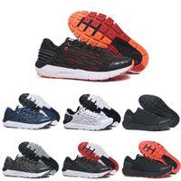 ingrosso ampie scarpe da tennis-Sconto sneaker Charged Rogue Wide 2E scarpe da corsa da uomo, bellissime scarpe semplici in gomma, scarpe sportive da ginnastica di design