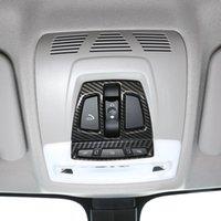 Wholesale x5 lights resale online - Carbon fibe For X1 f48 X5 f15 X6 f16 Series f30 GT f34 Car Interior Front Reading Light Cover Trim For X2 F47