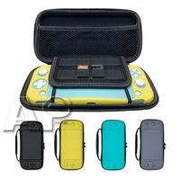 Wholesale nintendo game accessories resale online - For Nintendo Switch LiTE Multi color Storgage Bag Mini Portable Eva Hard Protective Bag Game Machine Accessories