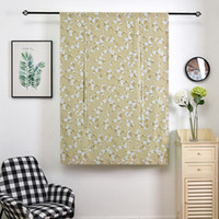 Wholesale 96 curtains resale online - Multi Size Blackout Curtains Window Treatment Blinds Finished Drapes Printed Window Blackout Curtain Living Room Bedroom Blind DBC DH0900