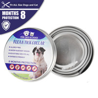 Wholesale flea products for sale - Group buy 2019 New Pro Guard Flea And Tick Collar For Dogs Pets Proeessional removes insects such as fleas and mosquitoes Healthy Products