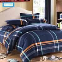 Wholesale jacquard sheets sets for sale - Group buy BEST WENSD Fashion Reactive Print Bedding Sets Luxury Include Duvet Cover Bed sheet Pillowcase Housse De Couette
