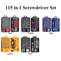 2020 New Screwdriver Set Mini Precision Screwdriver Multi Computer PC Mobile Phone Device Repair INSULATED Hand Home Screwdriver Set Tools