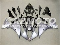 Wholesale injection mold fairings for sale - Group buy New ABS Injection Mold motorcycle Fairings Fit For Yamaha YZF R1 Fairing bodywork set custom silver cool