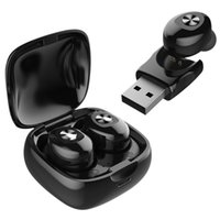 Wholesale wireles headphone for sale - Group buy XG12 tws inear stereo wireles bluetooth mini earbus HIFI sound sport earphone handfree in ear headphones music headset for phone