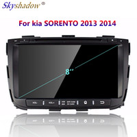 Wholesale kia sorento radio bluetooth resale online - DSP IPS Android For kia SORENTO Octa Core GB RAM GB Bluetooth Wifi G GPS Glonass Map Car DVD Player RDS Radio