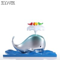 Wholesale whale decor for sale - Group buy Tooarts Resin Sculpture Tomfeel Whale Bird Resin Sculpture Home Decor Modern Art Figurine Animal Statue for Office Home Decor