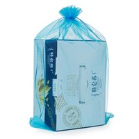 Wholesale gift bag extra for sale - Group buy Extra Large Gift Bag Pouch Home Organza Storage Bags Drawstring Assorted Color CM
