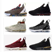 best sneakers b4459 df99c 2019 Ashes Ghost Floral equality Lebrons 16 Basketball Shoes men Lebron  shoes Sneaker 16s Mens sports Shoes James 16 us 7-12
