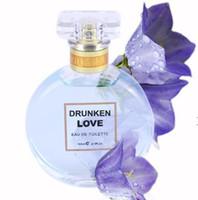zerstäuber wasserflasche großhandel-Parfüm Frauen 100 ML Duft Langlebig Für Weibliche Natürliche Weiblichkeit Dame Glasflasche Zerstäuber Wasser 60 ml