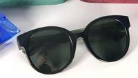 Wholesale cat shows online - new fashion women brand designer sunglasses cat eye frame sunglasses fashion show design summer style with box