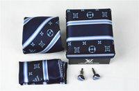 krawatten marken großhandel-Mens Ties New Brand Man Fashion Brief gestreiften Krawatten Hombre Gravata Slim Tie Classic Business Casual Krawatte für Männer