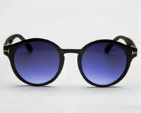 Wholesale frame word for sale - Explosion models TF retro sunglasses men and women trend t word sunglasses