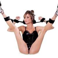 ingrosso cuscini per il sesso-Cinghia per cuscino semplice Gioco per adulti Bondage Fetish Handcuffs sex Strap toy