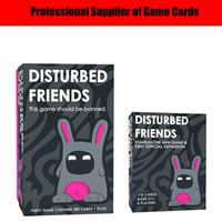 ce jouets pour adultes achat en gros de-Disturbed Ce jeu de société devrait être banni Friends Cards Game Toy Pour les adultes