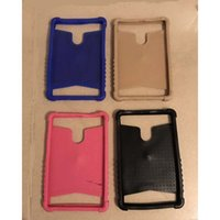 Wholesale inch silicone rings for sale - Group buy Universal TPU tablet case For MTK6577 MTK6572 MTK8312 inch ring Colorful TPU Soft Silicone Case Cover Shell