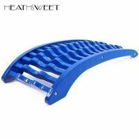 ingrosso dispositivo di vita-all'ingrosso Trazione del dolore della colonna vertebrale Trazione lombare Stretching Device Waist Relax Back Scheda di massaggio Prevenzione ernia del disco lombare