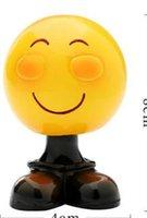 nette puppen groihandel-2020 kreative Persönlichkeit Dekoration Auto-Dekoration Auto-Erschütterung Kleiner Mönch Nettes Interior Autozubehör W1
