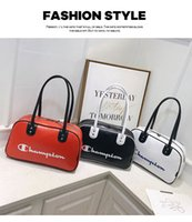 Wholesale womens clothing clothes online - letter Shoulder Bag Handbag Unisex Purses Pocket Phone gym outdoor Bags Men Womens Duffel Bags Clothing Storage Stuff packs FFA1977