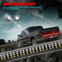 f stoppen großhandel-Dreifach-LED-Rücklicht Bar 1.5 Meter-Rückwärts-Bremse Stop-Blinkleuchten F-Top