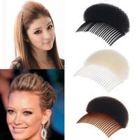 novo fabricante de pão venda por atacado-Novas Mulheres Lady Moda Hair Styling Clipe Pente Bun Criador Trança Ferramenta Nova Moda Roupas, Sapatos Acessórios