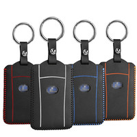 Wholesale lexus key case cover for sale - Group buy car styling For LEXUS LX LS hl Brand New High Quality leather remote key Case Cover Holder car accessories
