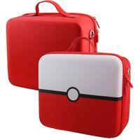 cajas de juegos nintendo al por mayor-Bolso con cremallera portátil Funda de transporte para Nintendo Switch NS Ball Plus Bolsa de almacenamiento Bolsas de viaje impermeables