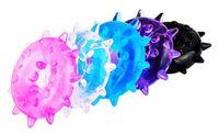счастливые кольца оптовых-12 шт. Силиконовые Кольца Пениса Петух Кольцо Продукты Для Взрослых Задержка Мужской Мастурбация Здоровья Веселье Счастливые Секс-Игрушки
