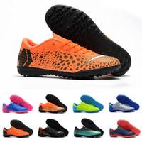cr7 sapatos pretos venda por atacado-2019 Novos Homens Mulheres Laranja Preto Sapatos Calçados de Futebol Verde Calça Mercurial Superfly cr7 Futebol Botas de Futebol Futsal Sapatos 39-45