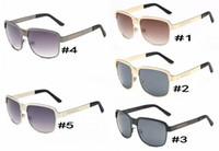 брендовые солнцезащитные очки для детей оптовых-Горячие 2017 Детские Солнцезащитные Очки Детские Мальчики Девочки Модный Бренд Дизайнер Солнцезащитные Очки Дети Солнцезащитные Очки Пляжные Игрушки UV400 Солнцезащитные Очки Солнцезащитные Очки D009