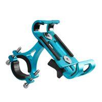 suporte de bicicleta venda por atacado-Suporte Móvel Celular Suporte Móvel Para Mountain Bike Guidão de 360 ° Rotação Flexibale Bicicleta Suporte Do Telefone Estande carro
