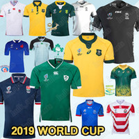 camisetas de rugby al por mayor-Australia Irish Rugby Jersey LaFrance FIJI Sudáfrica Samoa Japón hombres camiseta top Tailandia NRL jersey