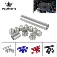 ingrosso auto alluminio-PQY - Alluminio 1 / 2-28 NAPA 4003 WIX 24003 Filtro carburante per auto 1X6 Trappola solvente per auto PQY-AFF01-6