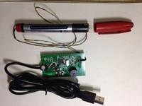 dongle smart venda por atacado-Free DHL Single Smart Reader e Writer Dongle com cabo USB apenas para cartão de desbloqueio Double-sim atualizando o firmware para o mais novo