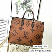 75 l torba toptan satış-women leather shoulder mixed color designer handbag Ladies messenger bag brands Totes
