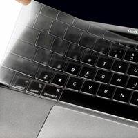 teclado macbook à prova d'água venda por atacado-TPU À Prova D 'Água À Prova D' Água Teclado Do Laptop Filme Protetor Para MacBook Mais Novo