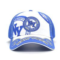 Wholesale ball cap online - Golf Baseball Cap Letter Printed Ponytail Hats Unisex embroidery Snapbacks Caps Summer Sunhat Fashion Hip Hop Cap Outdoor Ball Caps GGA1967