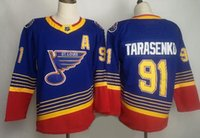 Wholesale tarasenko black ice jersey resale online - St Louis Blues Blue Home STEEN Tarasenko SCHENN O Reilly DUNN MAROON STASTNY Parayko Hockey Jersey pietrangelo
