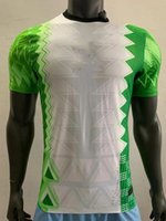 Wholesale 2020 New Nigerian Player A MUSA Soccer Jersey