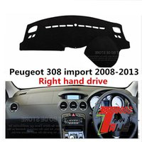 Wholesale imported products for sale - Group buy Taijs Right Hand Drive Car Dashboard Cover For Import High Selling Product Anti Dust Different People Car