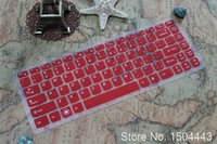 lenovo ideapad clavier achat en gros de-Clavier silicone Protecteur peau pour Lenovo IdeaPad V1000 G405S IdeaPad 500S-500S 14 100S-100S 14IBR 500s 14isk