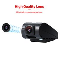 Wholesale android system car radio for sale - Group buy Best Quality USB Front Camera Driving Recorder DVR Night Vision ADAS For Android System Car Radio Multimedia Player Wide Angle car dvr